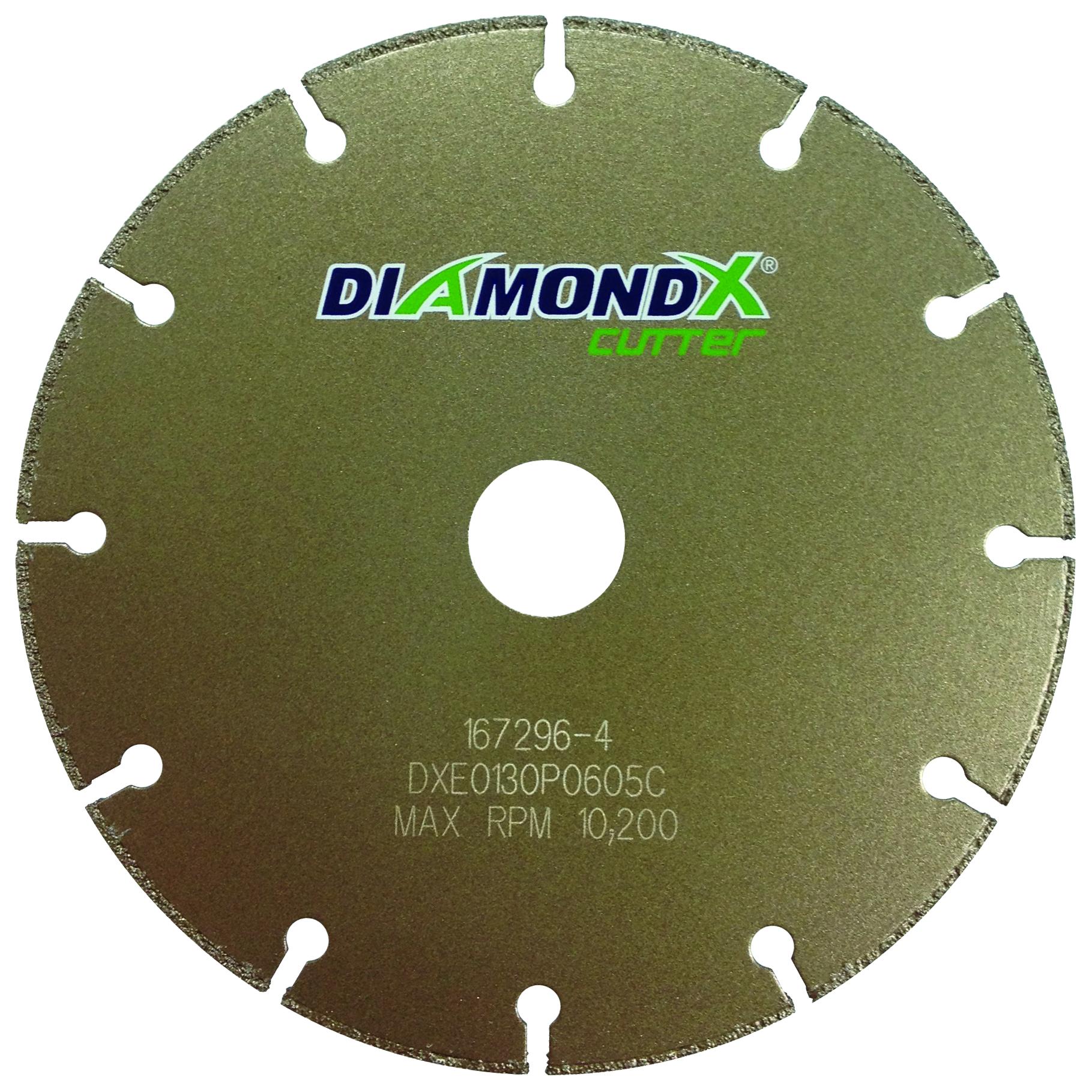 Manufacturer Diamond Vantage Diamond X Cutter